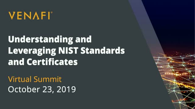 Understanding and Leveraging NIST Standards for Certificates