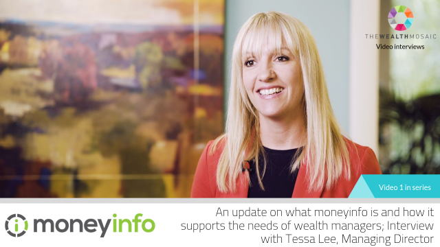 moneyinfo: An update on what moneyinfo is and how it supports wealth managers