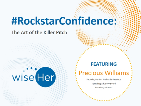 #RockstarConfidence: The Art of the Killer Pitch
