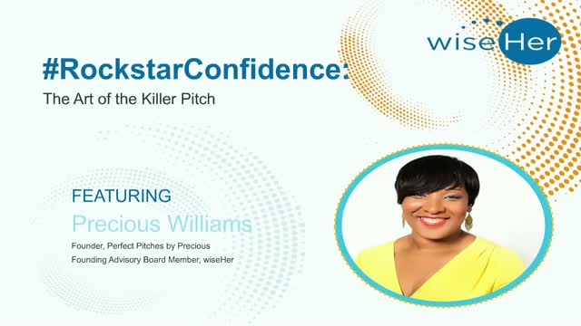 "#RockstarConfidence: The Art of the ""Killer"" Elevator Pitch"
