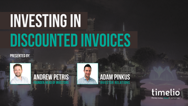 Investing In Discounted Invoices