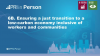 PIP19 -Ensuring a just transition to a low-carbon economy