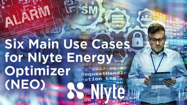 Six Main Use Cases for Nlyte Energy Optimizer (NEO)