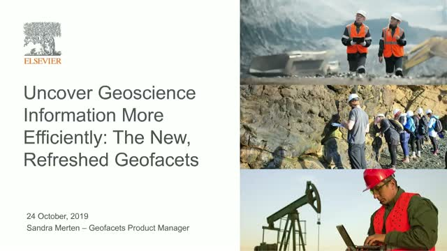 Uncover Geoscience Information More Efficiently: The New, Refreshed Geofacets