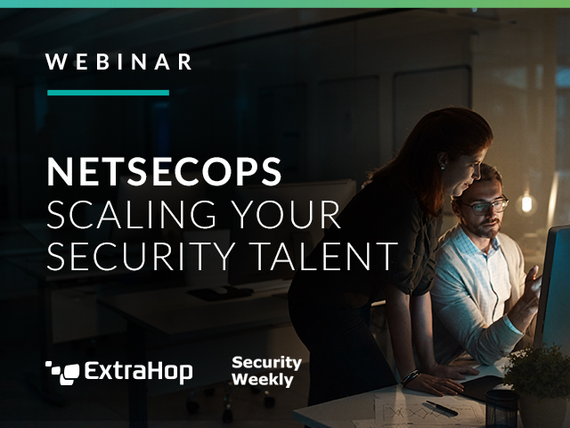 NetSecOps - Scaling Your Security Talent