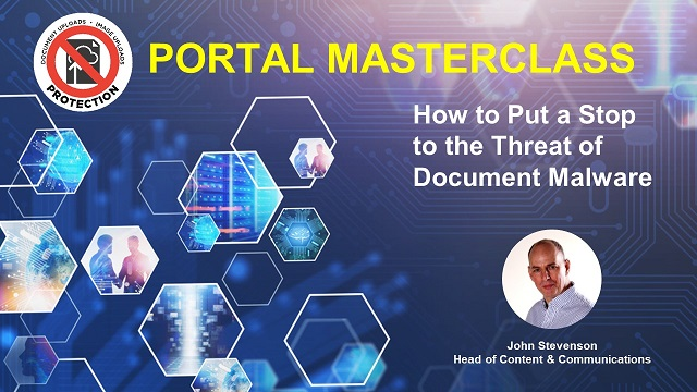 Portal Masterclass: How to Put a Stop to the Threat of Document Malware