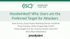 Hoodwinked! Why Users are the Preferred Target for Attackers