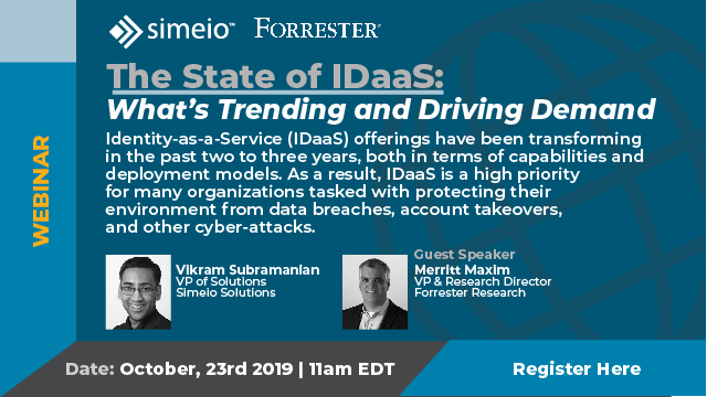 The State of IDaaS: What's Trending and Driving Demand