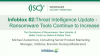 Infoblox #2: Threat Intelligence Update - Ransomware Tools Continue to Increase