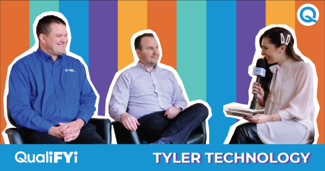 QualiFYI | ep. 1: Tyler Technologies Leaders Share Secrets to Shortening Sales