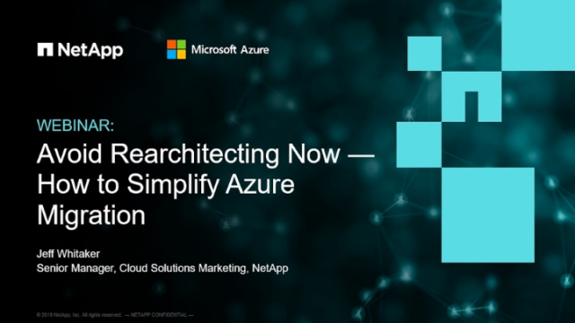 How to Simplify Azure Migration and Accelerate Adoption
