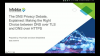 Making the Right Choice between DNS over TLS and DNS over HTTPS