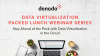Denodo in the age of containers: how to simplify operation of your virtual layer