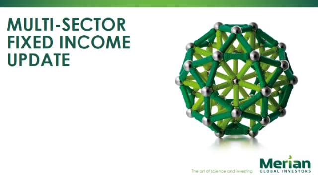 Multi-sector fixed income - the dollar in the driving seat
