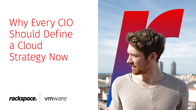 Why Every CIO Should Define a Cloud Strategy Now