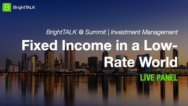 Fixed Income in a Low-Rate World