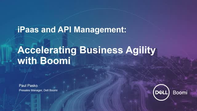 iPaaS and API Management in the Cloud