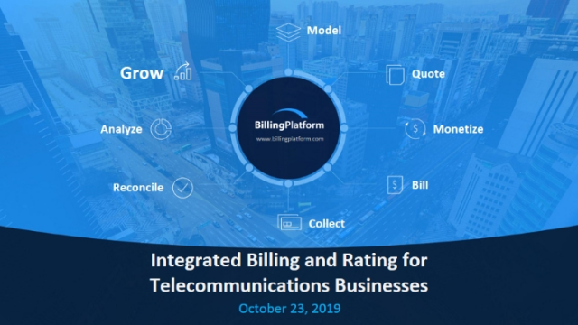 Integrated Billing and Rating for Telecommunications Businesses