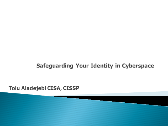Safeguarding Your Identity in Cyberspace