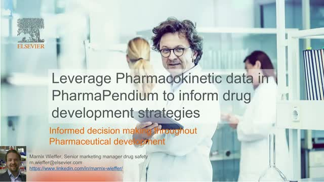 Leverage PK data in PharmaPendium to inform drug development strategies