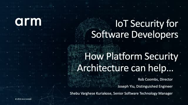 IoT Security for Software Developers: How PSA can help