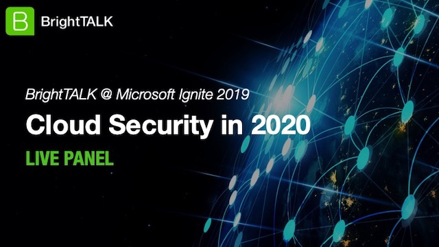 Cloud Security in 2020