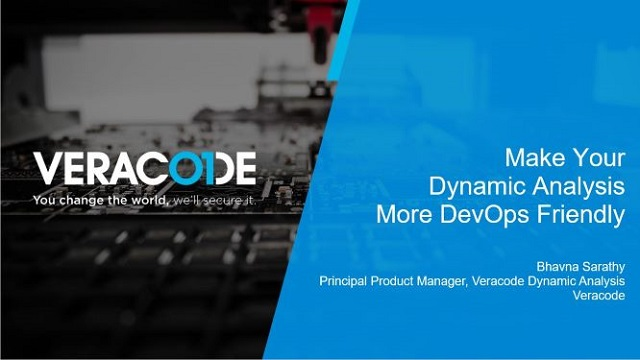 Make Your Dynamic Analysis more DevOps friendly