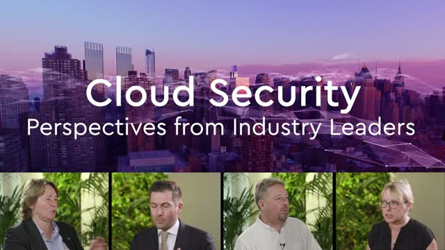 Cloud Security: Perspectives from Industry Leaders