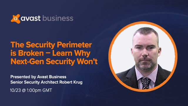 Your security perimeter is broken. Learn why next-gen security appliances won't