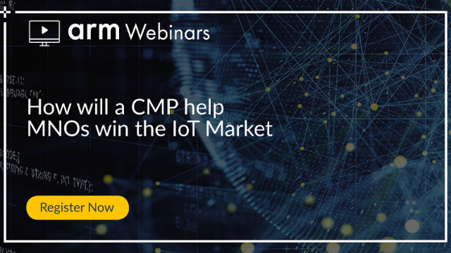 How will a CMP help MNOs win the IoT Market