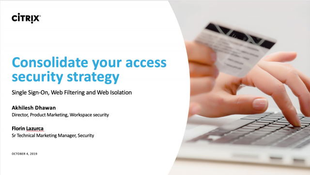 4 Keys to a Successful Access Security Strategy