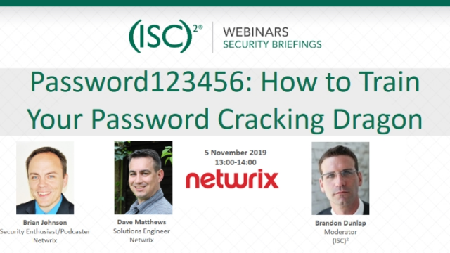 Password123456: How to Train Your Password Cracking Dragon