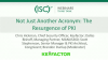 Not Just Another Acronym: The Resurgence of PKI