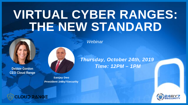 Virtual Cyber Ranges: The New Standard