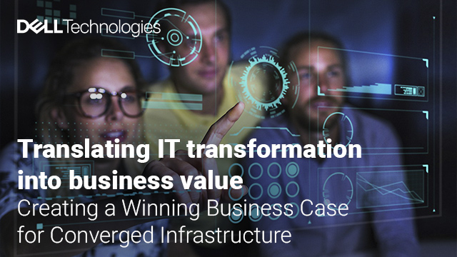 Translating IT Transformation into Business Value