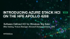 Simplify your Big Data Infrastructure with Azure Stack HCI on HPE Apollo