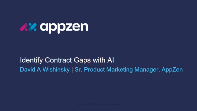 Identify Contract Gaps with AI
