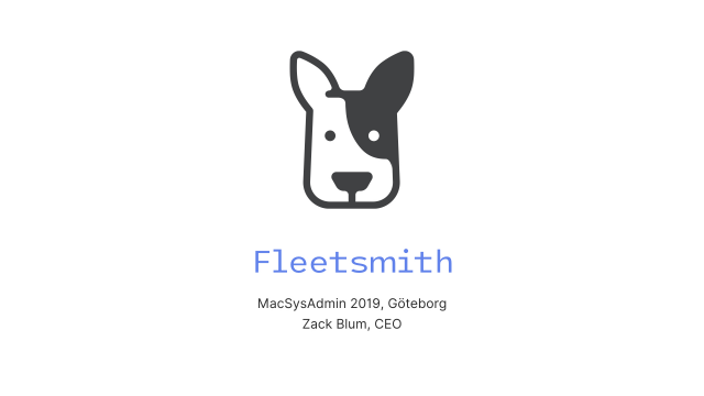 Fleetsmith Product Overview