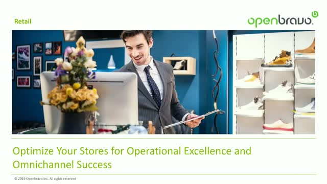 Optimize your Stores for Operational Excellence and Omnichannel Success