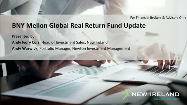 BNY Mellon Global Real Return Fund Update