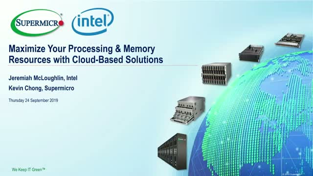 Maximize Your Processing and Memory Resources with Cloud-Based Solutions