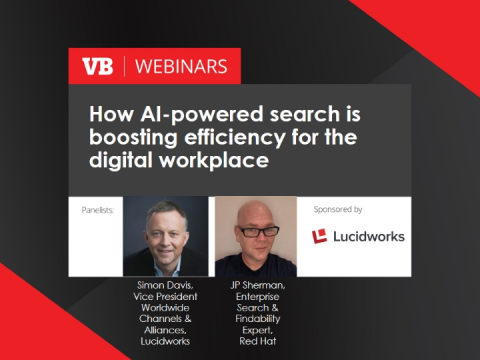 How AI-powered search is boosting efficiency for the digital workplace
