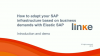 How to Adapt SAP Infrastructure Based on Business Demands with Linke Elastic SAP