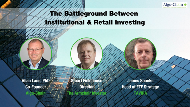 The ETF Weekly Update: The Battleground between Institutional & Retail Investing