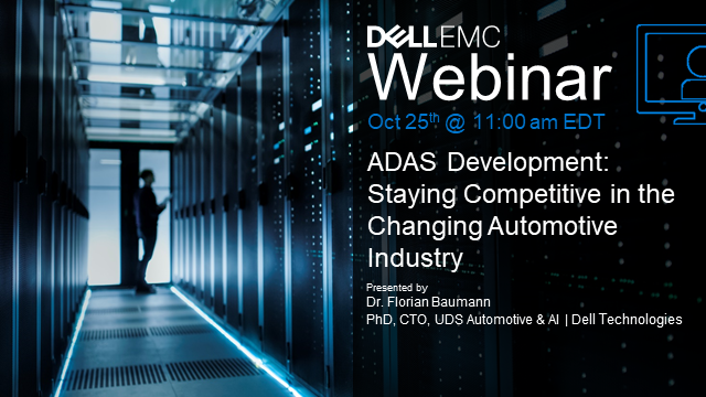 ADAS Development: Staying Competitive in the Changing Automotive Industry
