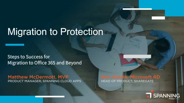Office 365: Migration to Protection