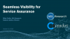 Seamless Visibility for Service Assurance