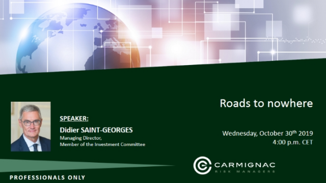 Carmignac Investment Views: Roads to nowhere