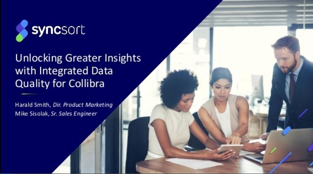 Unlocking Insights with Integrated Data Quality for Collibra DGC