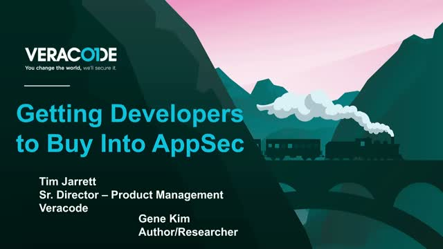 Getting AppSec Developer Buy In